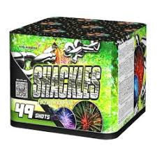 SHACKLES, 49 ЗАЛПОВ