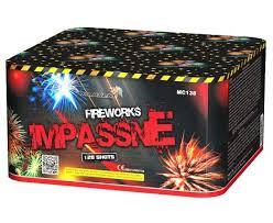 IMPASSNE, 128 залпов. 20 мм.