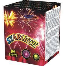 STARLIGT , 16 ЗАЛПОВ