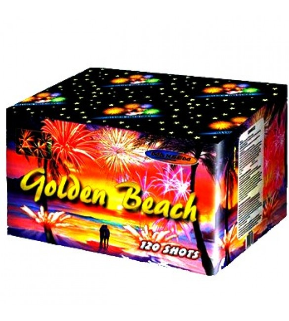 GOLDEN BEACH, 120 ЗАЛПОВ, 30ММ