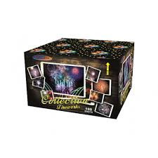 Фейерверк / салют COLLECTION FIREWORKS, 100 ЗАЛПОВ, 30ММ